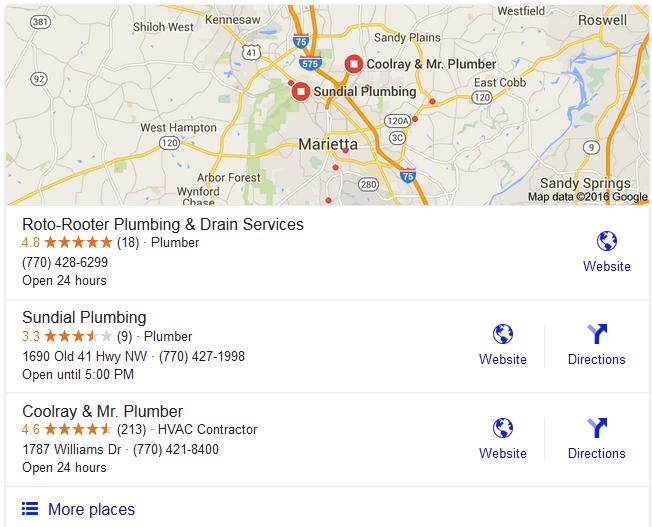 Atlanta plumber