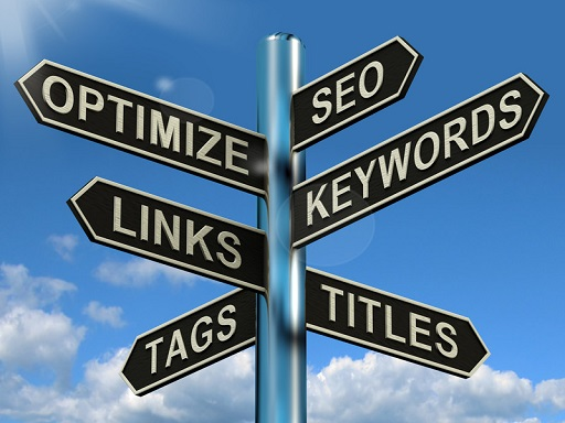 Don't forget keywords for SEO